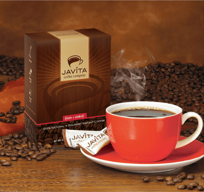 javita coffee key ingredients