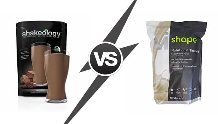 Shakeology vs Visalus - Is One Better Than the Other?