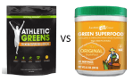 Which is Better? Athletic Greens vs Amazing Grass