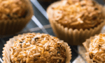 Super Protein Muffins Recipe – Coconut, Dates, Prunes, and Quinoa