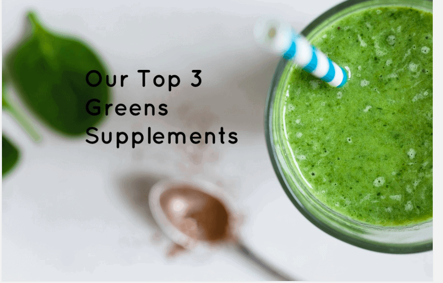 The Best Greens Supplements for 2017 That Make You Feel Great