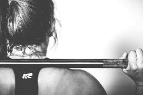 weight training image
