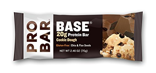 ProBar Has Quite A Selection Of Different Plant Based Bars And Snacks But  When It Comes To Protein, You Canu0027t Beat The Base Bar.
