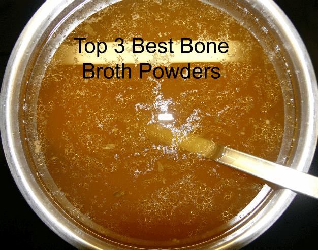 Top 3 Best Bone Broth Powders to Buy
