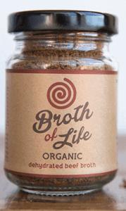 broth of life bone broth powder