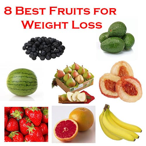 8 best fruits for weight loss that you can have anytime