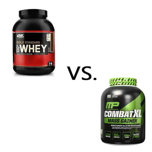 Mass Gainer vs. Protein Powder Bottom Line – Which One Should You Choose?