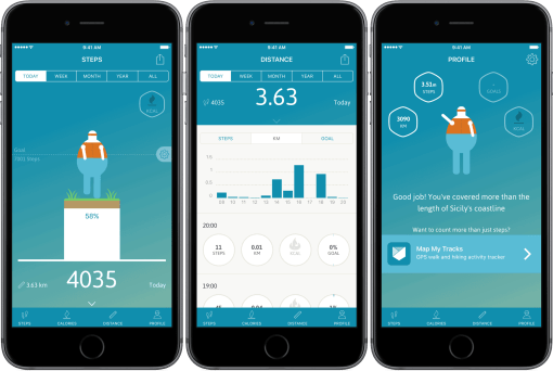The Best Step Tracking Apps To Consider Updated Alt Protein - Map your walk app