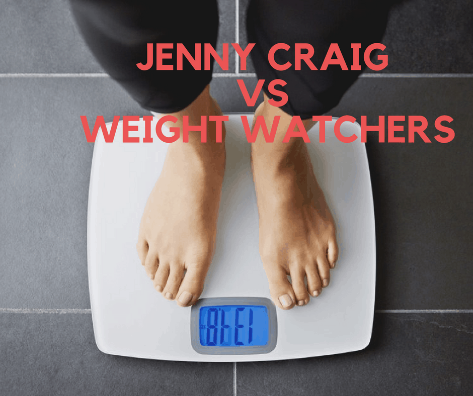 Jenny Craig Vs Weight Watchers Which Program Is Better