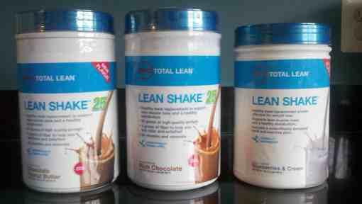 lean shake flavors