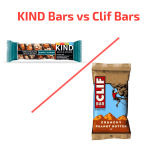 KIND Bars vs Clif Bars – Which Nutritional Bar is Better?