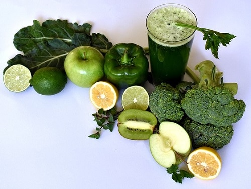 green juice healthy