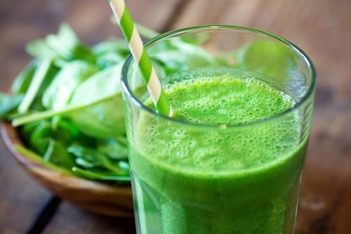 zero sugar green juice