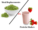 Meal Replacement vs Protein Shakes – What Is The Difference?