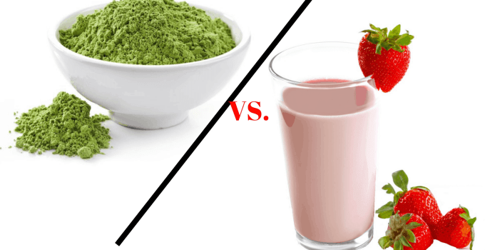 Meal Replacement vs Protein Shakes
