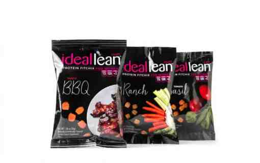 ideallean snacks