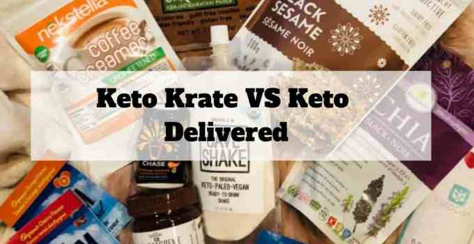 Keto Krate vs Keto Delivered