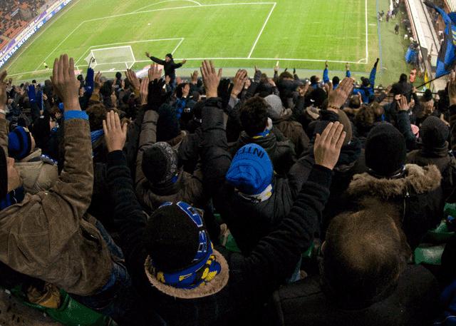 Serie A Tickets für Fußballspiele