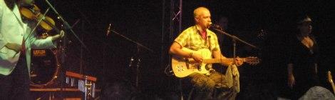 Davide van de Sfroos in concerto