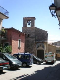 Teggiano - Chiesa di Sant'Antuono