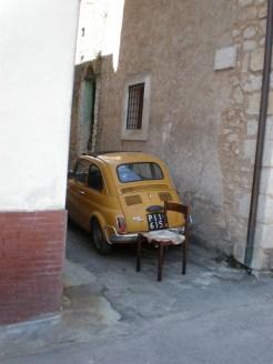 Teggiano - Fiat 500
