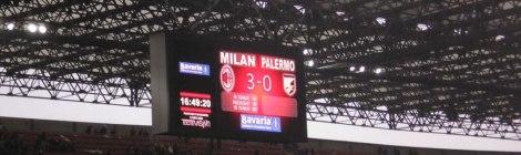 Milan Palermo 3:0