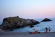 Elios - Der Strand ist ca. 5 Minuten entfernt