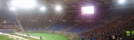 Roma-Milan, Januar 2016