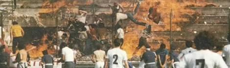 Tragödie Stadio Ballarin