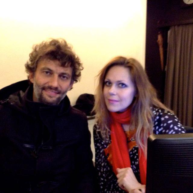 Jonas Kaufmann e Kristine Opolais