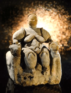 Dea Madre, Museo di Ankara, Turchia