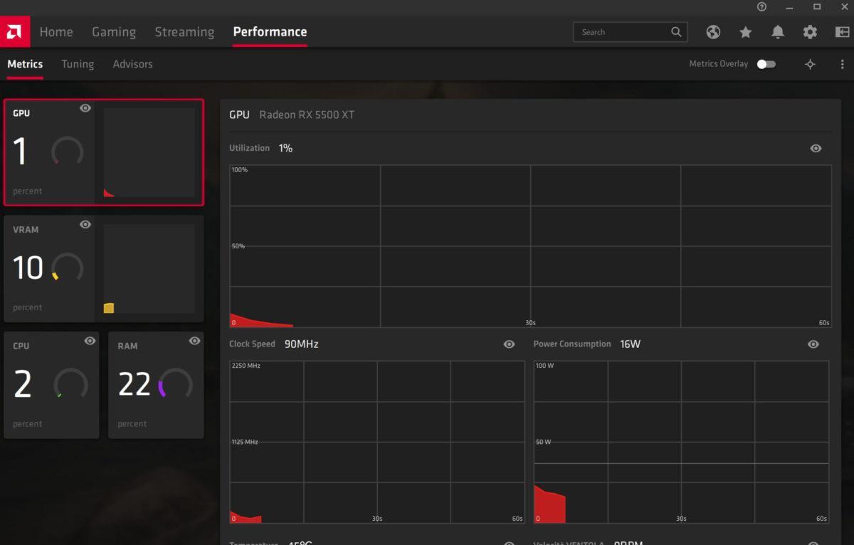 AMD Adrenaline 2020 Performans Artışı ve Yeni Özelliklerle Geliyor