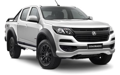 Holden Colorado 2018 EGR DPF Soltuion and Performance Tuning