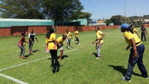 Tag Rugby Workshop 2