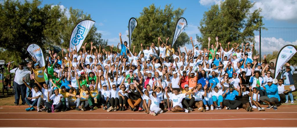 Standard Chartered launches the Goal Programme in Soweto reaching 10 schools