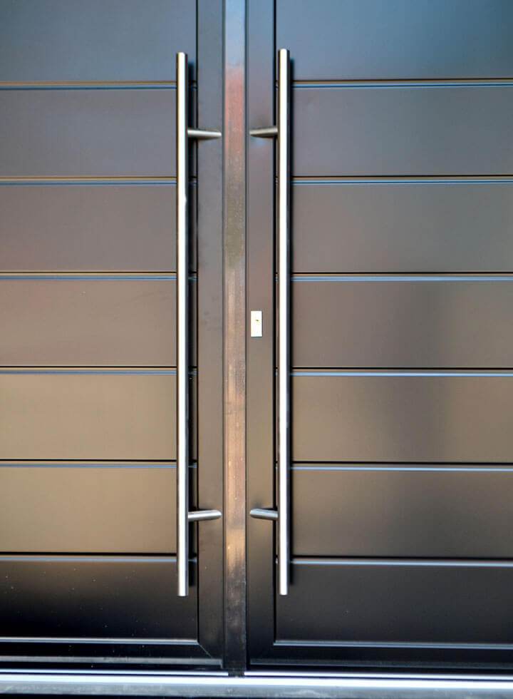 Residential Entrance Doors Alu Tec Uk Ltd