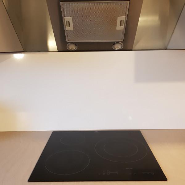 credence aluminium blanc signalisation ral 9016