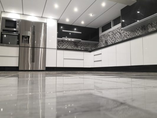 مطبخ عصري راقي