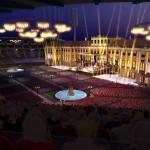 andre rieu iluminar eventos grandes estádios
