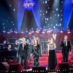 concerto Proms com lustres