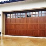 Beautiful Contemporary Full View Glass And Aluminum Garage Doors