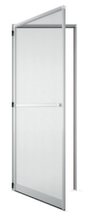 Mosquitera puerta practicable