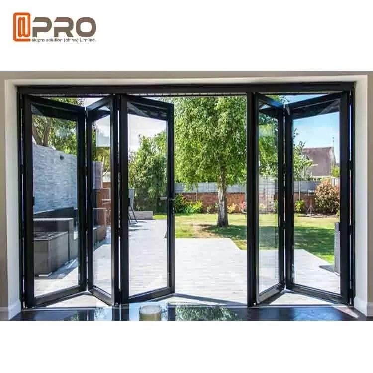 anti aging aluminium folding windows
