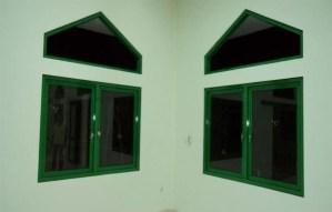 gambar kusen aluminium untuk masjid 0