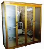 gambar lemari aluminium 4 pintu 0