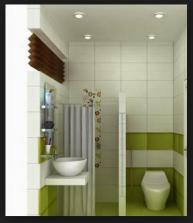 desain kamar mandi minimalis ukuran 2x2 meter 0