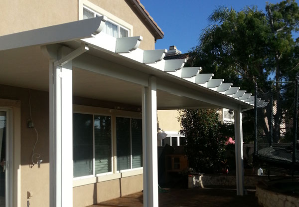 Aluminum Patio Covers Carports Amp Window Awnings