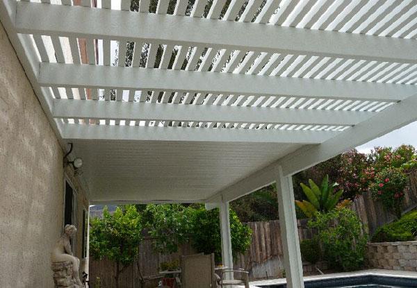 chula vista ca aluminum patio covers