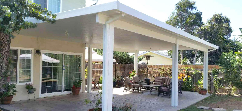 aluminum patio covers san diego ca
