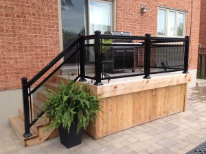 GLASS RAILINGS IN TORONTO AND GTA